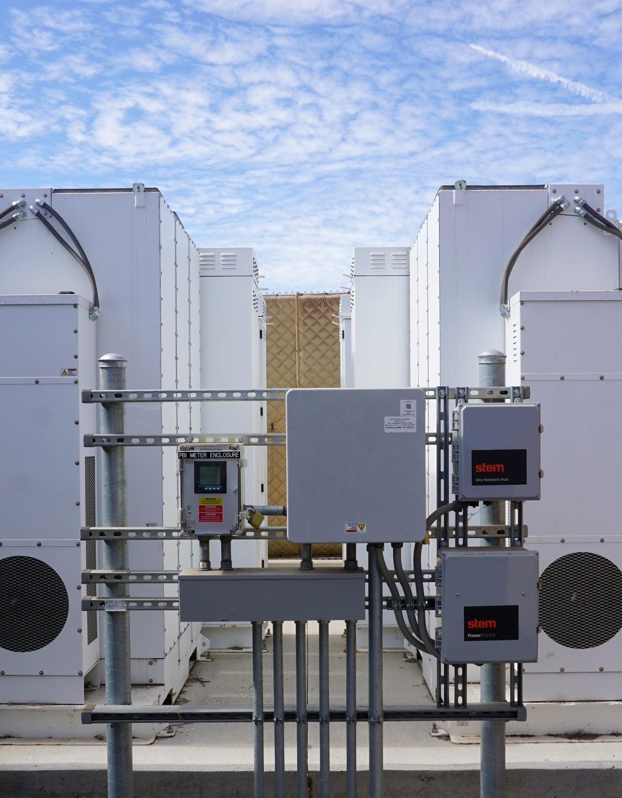 Stem energy storage system