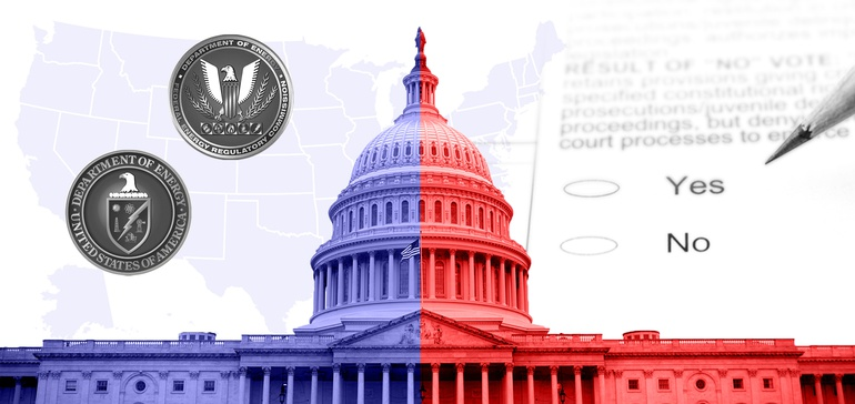 Election 2020: For DOE, staffing, renewables spending, transparency at stake Nov. 3, analysts say