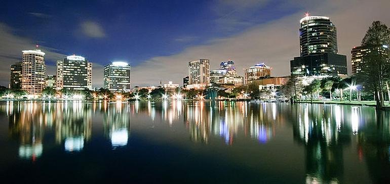 Orlando becomes 40th US city to pledge 100% renewable energy