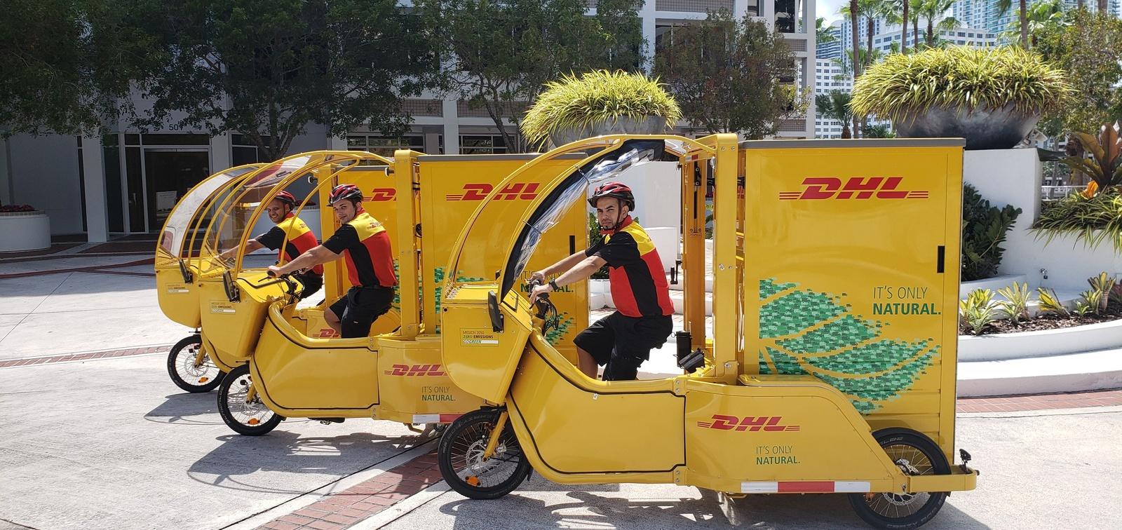 Miami pilots e-cargo bikes to reduce congestion, pollution