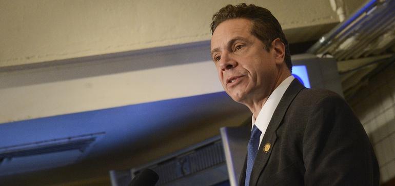 New York Gov. Cuomo pledges 100% carbon-free electricity by 2040